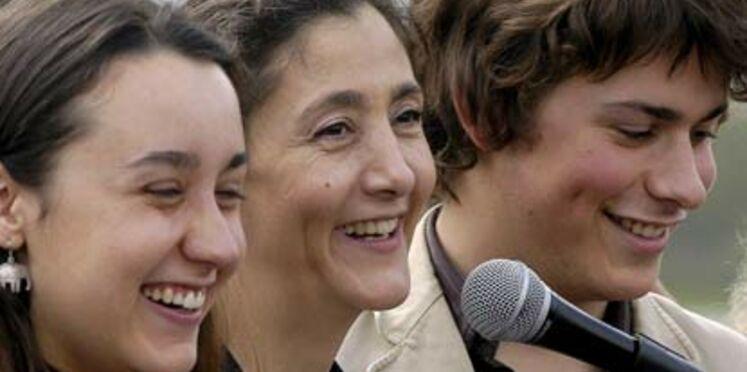 Ingrid Betancourt a retrouvé ses enfants