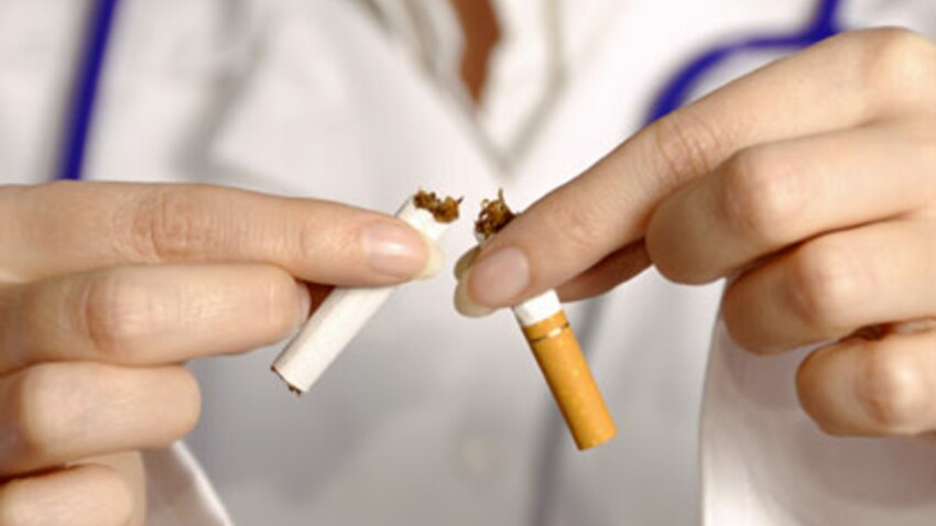 On arrête la cigarette!