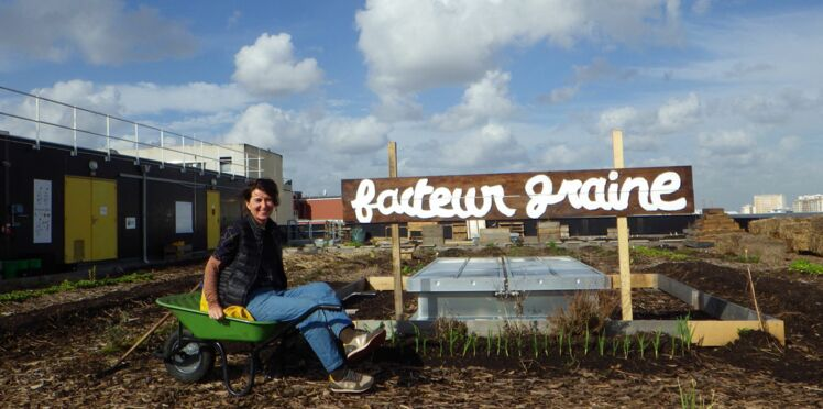 Et si vous jardiniez en pleine ville?