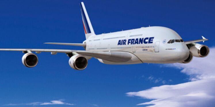 Air France met des billets d'avion A380 aux enchères