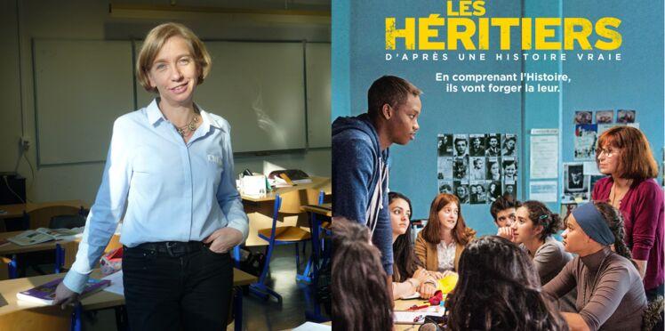 Les héritiers: le film qui raconte l'histoire vraie d'une professeur hors du commun
