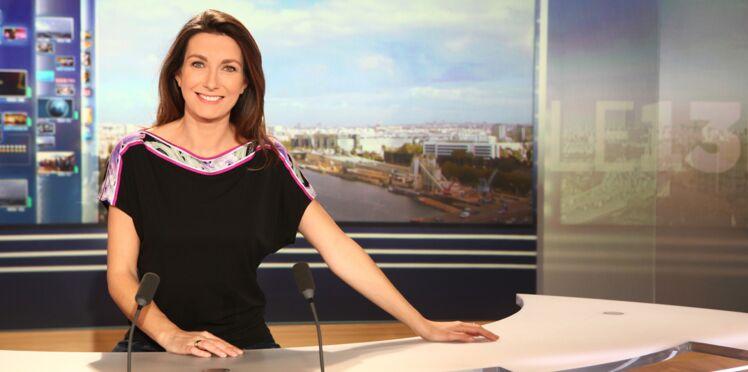 Anne-Claire Coudray, la star de l'info de l'été sur TF1