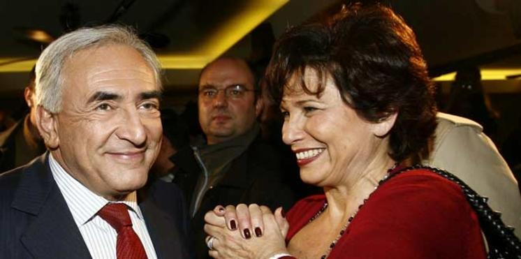 Quel couple forment Anne Sinclair et DSK ?