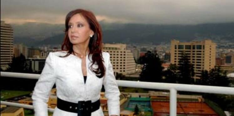 Cristina Kirchner enflamme l'Argentine