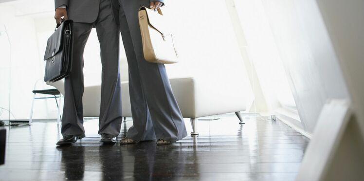 Au travail, les femmes sont devenues des hommes