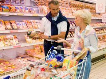 Alimentation : les prix s'envolent selon l'Institut national de la consommation