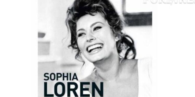 Sophia Loren nous parle de son livre de souvenirs