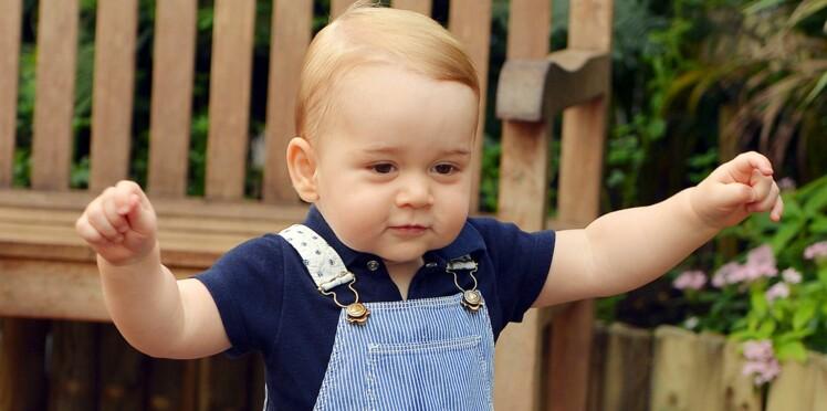 George a presque deux ans : retour en photos sur les premiers moments so craquants du petit prince