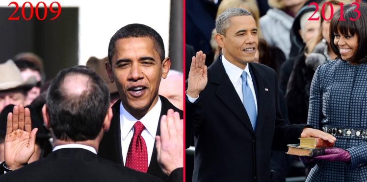 Barack Obama : les photos de sa deuxième investiture