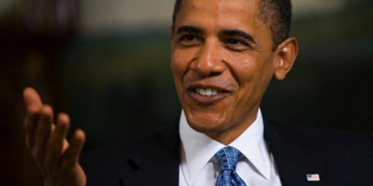 Barack Obama reçoit le prix Nobel de la paix