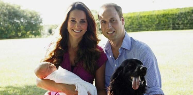 Bébé royal : les premières photos officielles et insolites