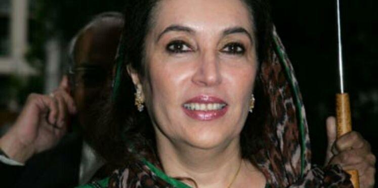 Benazir Bhutto est morte