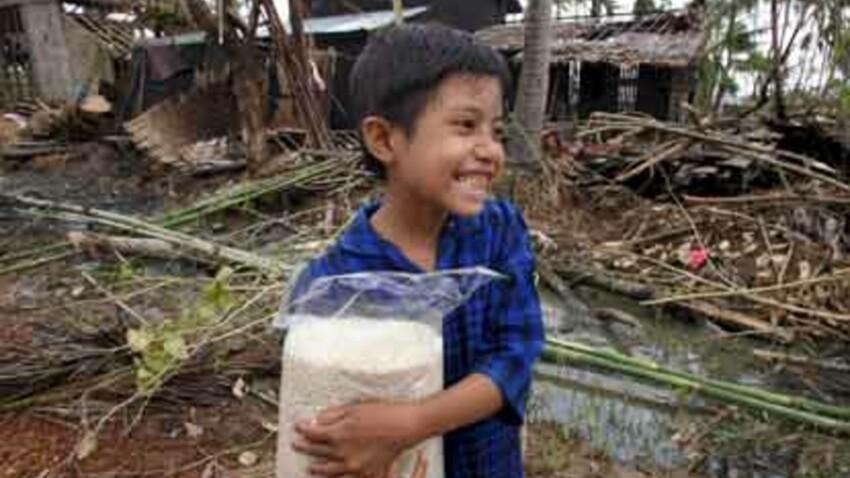 Birmanie et Chine : quelques contacts pour faire des dons