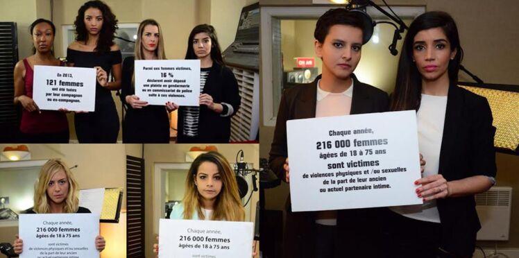 Deux campagnes choc contre les violences faites aux femmes