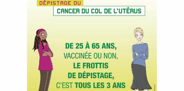 Cancer du col de l'utérus: une campagne pour le dépistage sur fond de nouvelles plaintes contre le vaccin