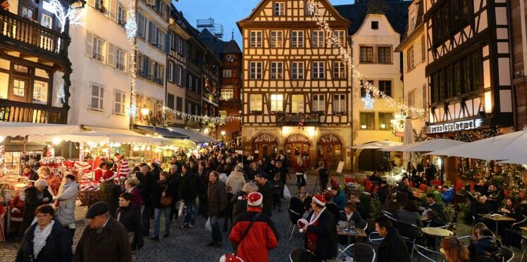 Carton plein pour les marchés de Noël