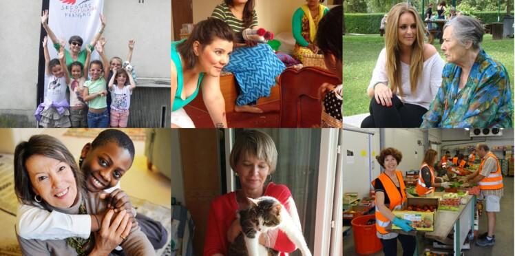 Coup de chapeau aux bénévoles de l'été