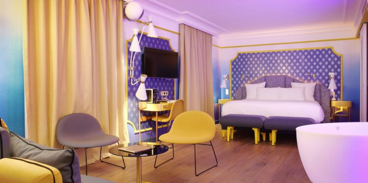 Chambre d\'hôtel personnalisée, la nouvelle tendance pour séduire les ...