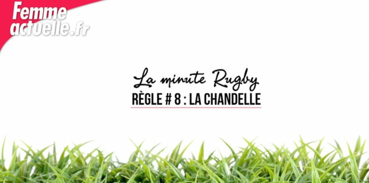 Au rugby, comment fait-on une chandelle ?