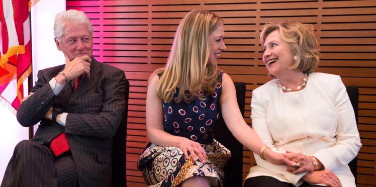 Chelsea Clinton, en première ligne pour soutenir Hillary