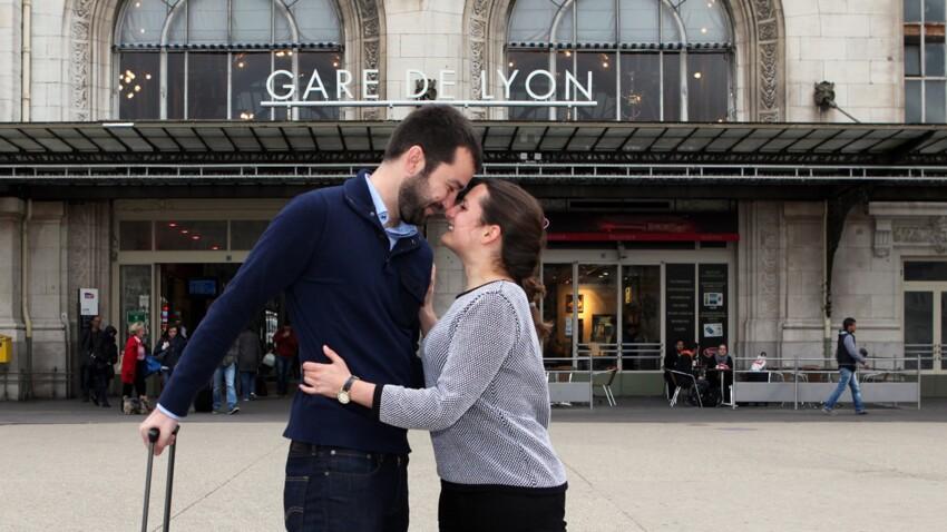 Ces couples qui vivent leur amour à distance