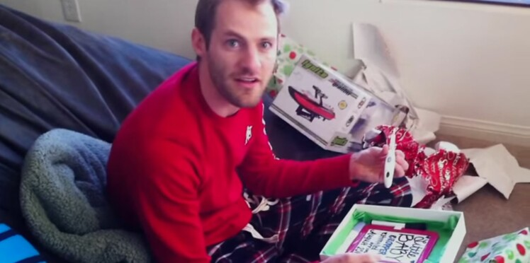 Vidéo CRA-QUANTE : ils apprennent qu'ils vont être papa, leurs réactions sont adorables