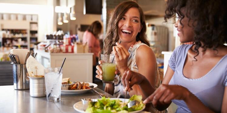 Au Danemark, les contrôles sanitaires sont affichés au restaurant