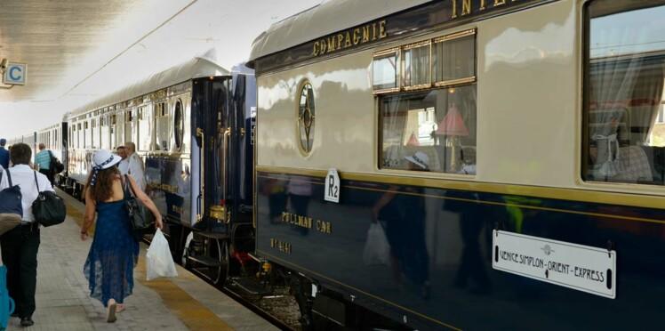 Dans les coulisses de l'Orient-Express