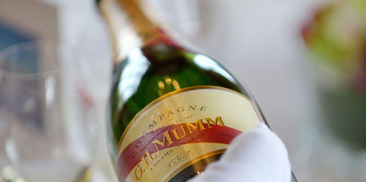 Dans les coulisses du champagne G.H. Mumm