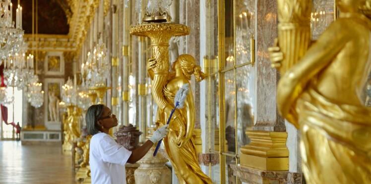 Dans les coulisses du rêve : Versailles