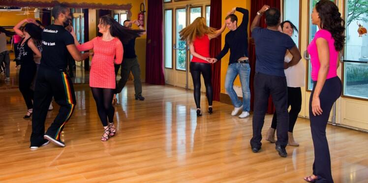 Salsa, tango, classique…Les hommes entrent dans la danse