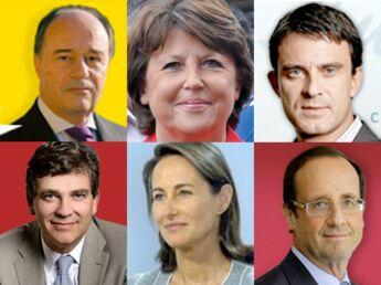 Débat entre candidats à la primaire socialiste : accords et désaccords