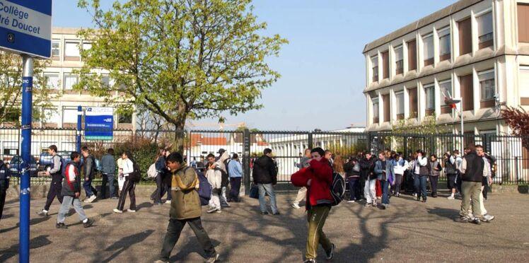 Des portiques à l'entrée des lycées: la mesure fait polémique