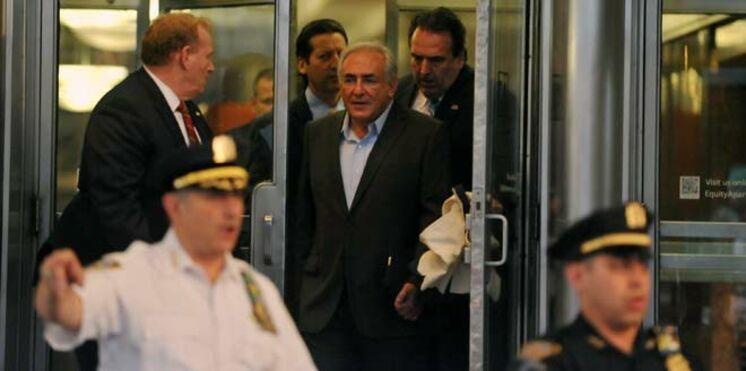 Les dernières heures de Dominique Strauss-Kahn libre