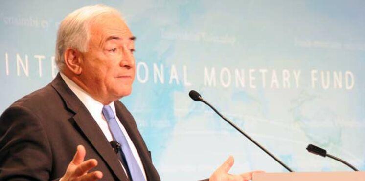 Dominique Strauss-Kahn : le FMI, c'est fini
