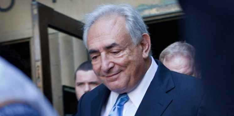 Dominique Strauss-Kahn blanchi