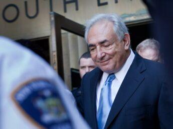 Dominique Strauss-Kahn blanchi