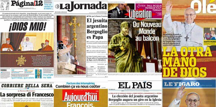 Election du pape François : les unes des journaux... originales