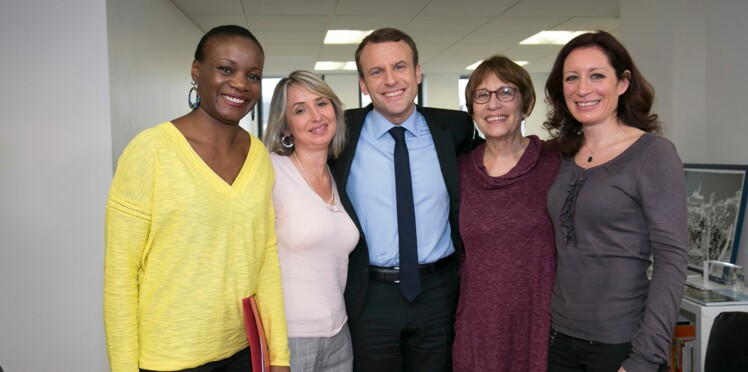 Emmanuel Macron face aux lectrices de Femme Actuelle: son programme, ses convictions