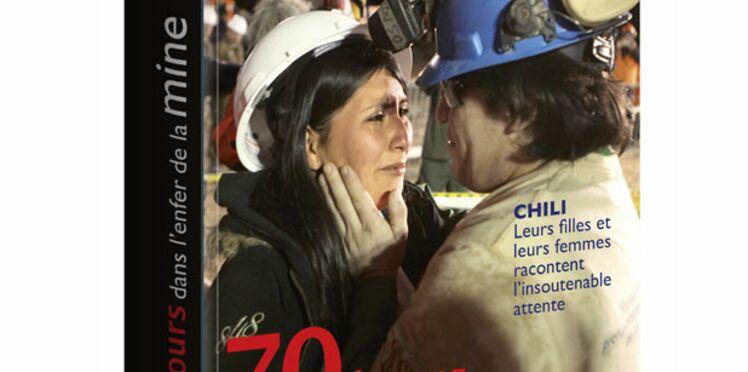 Un livre émouvant sur les mineurs chiliens