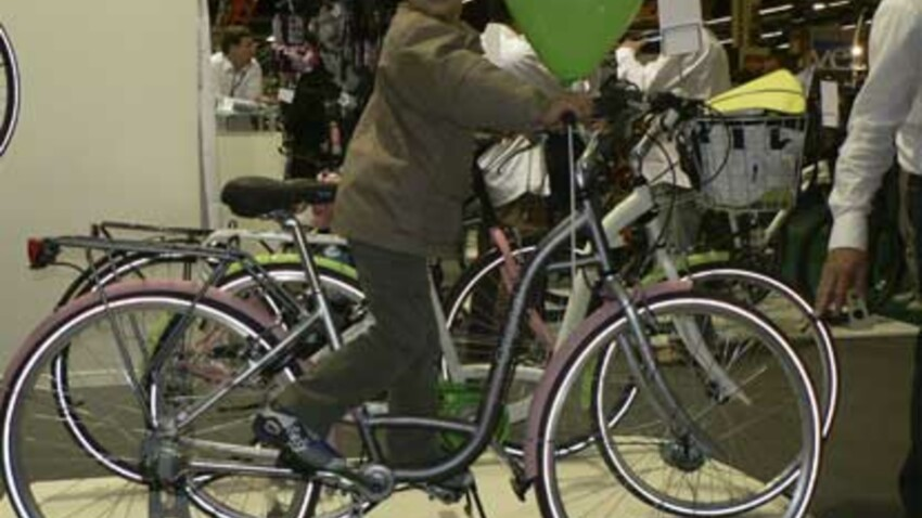 Femme Actuelle lance Bike Original