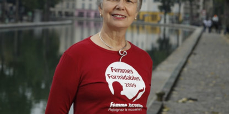 Marie-Claude Barroche, Association Espoir 54