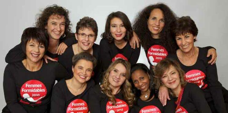 Présentation du Prix des Femmes Formidables 2011