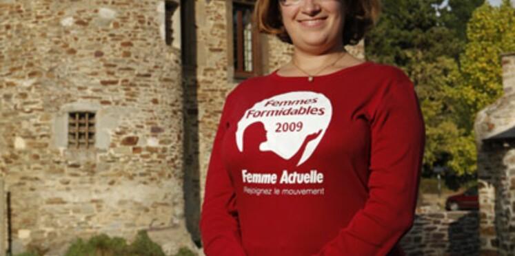 Caroline Thouvenot, Association Ado Dys