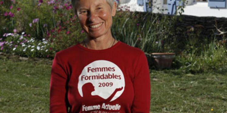 Anne Rivière, Association Eau vivante