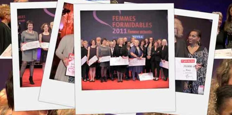 Une journée avec les Femmes Formidables 2011