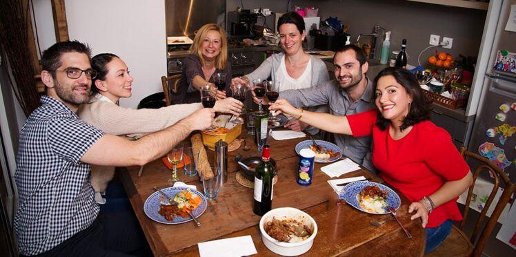 Repas chez l'habitant: rencontres et convivialité au menu