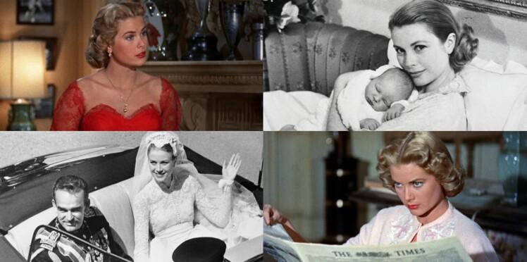 Grace de Monaco : en photos la vie de la star du cinéma devenue princesse