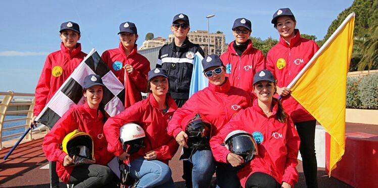 Grand Prix de Monaco: notre reportage avec les femmes commissaires de piste