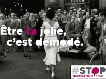 Contre le harcèlement de rue, les femmes veulent changer la ville